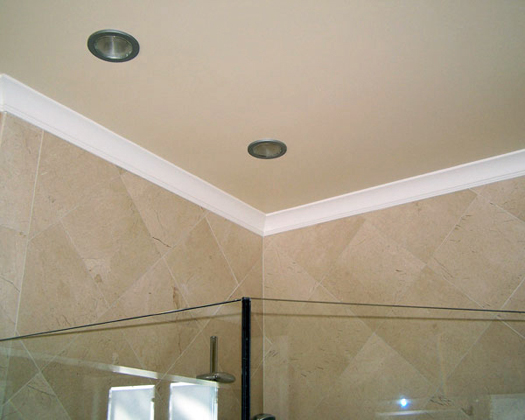 Recessed Lighting Over Shower : True line construction sf project portfolio scoble